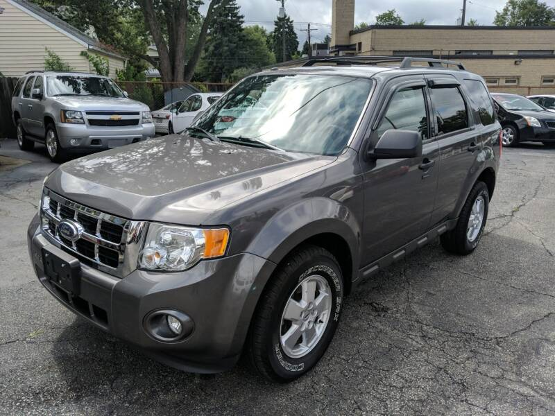 2011 Ford Escape for sale at Richland Motors in Cleveland OH