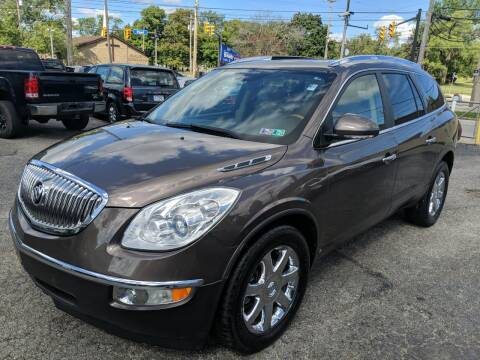2010 Buick Enclave for sale at Richland Motors in Cleveland OH