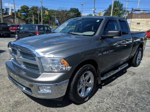 2012 RAM Ram Pickup 1500 for sale at Richland Motors in Cleveland OH