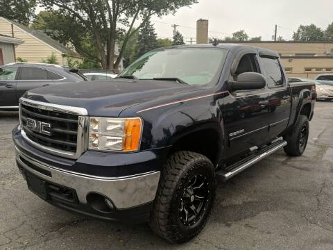 2010 GMC Sierra 1500 for sale at Richland Motors in Cleveland OH