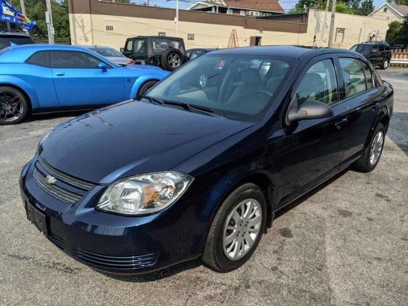 2010 Chevrolet Cobalt for sale at Richland Motors in Cleveland OH