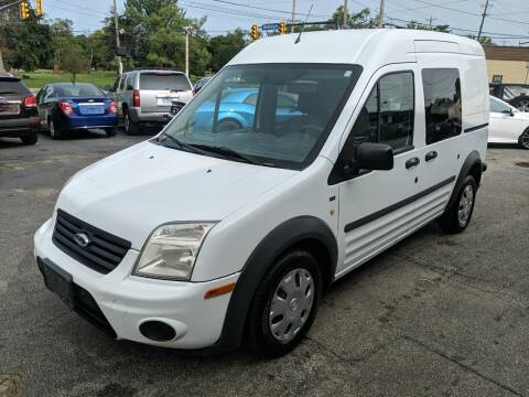 2013 Ford Transit Connect for sale at Richland Motors in Cleveland OH