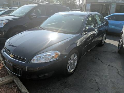 2007 Chevrolet Impala for sale at Richland Motors in Cleveland OH