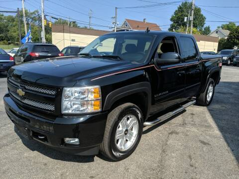 2010 Chevrolet Silverado 1500 for sale at Richland Motors in Cleveland OH