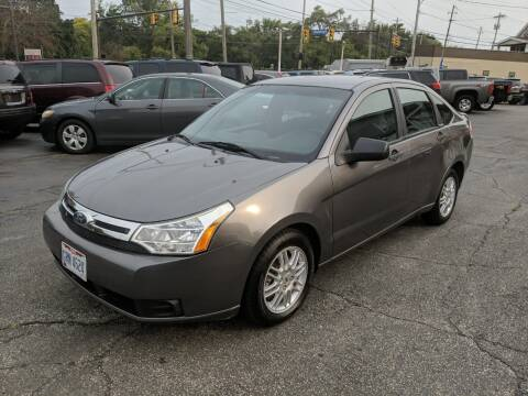 2011 Ford Focus for sale at Richland Motors in Cleveland OH
