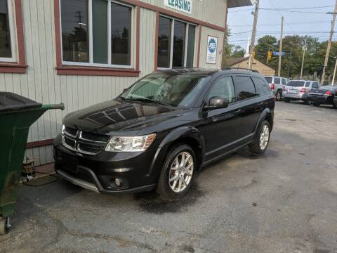 2012 Dodge Journey for sale at Richland Motors in Cleveland OH