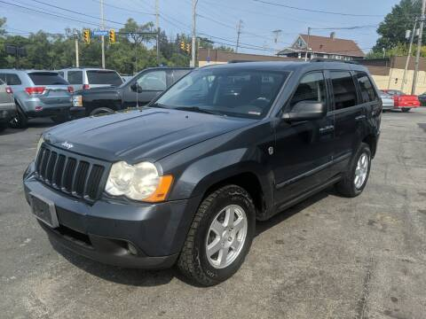 2008 Jeep Grand Cherokee for sale at Richland Motors in Cleveland OH