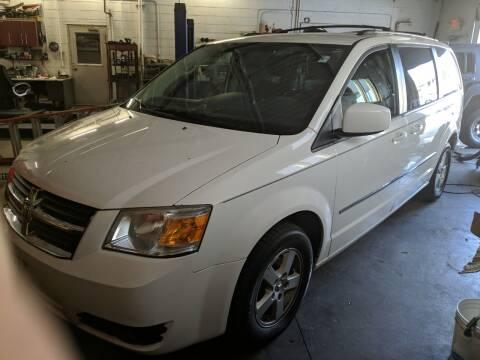 2010 Dodge Grand Caravan for sale at Richland Motors in Cleveland OH