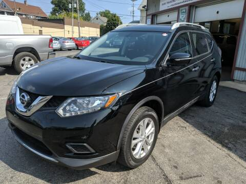 2015 Nissan Rogue for sale at Richland Motors in Cleveland OH