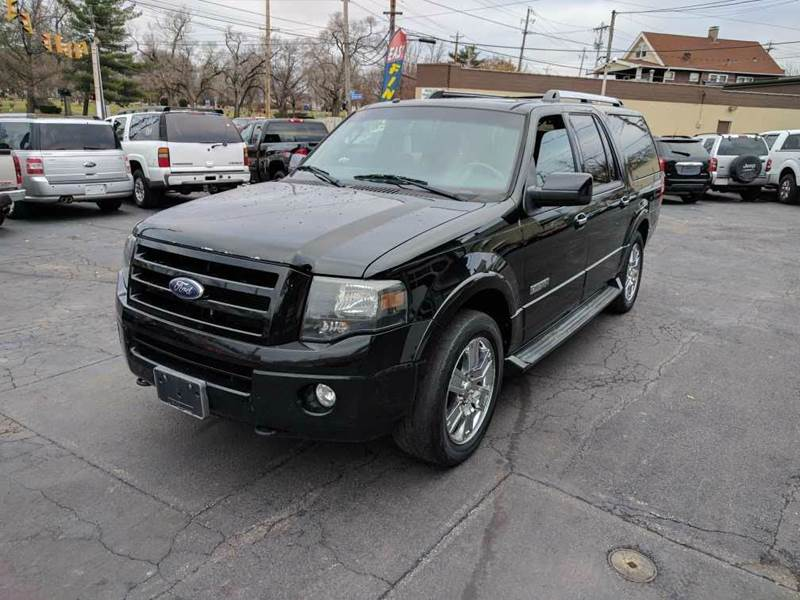 2007 Ford Expedition EL Limited 4dr SUV 4x4 - Cleveland OH