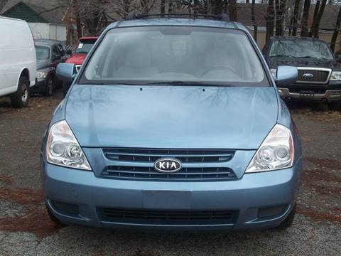 2008 Kia Sedona for sale in Cleveland, OH