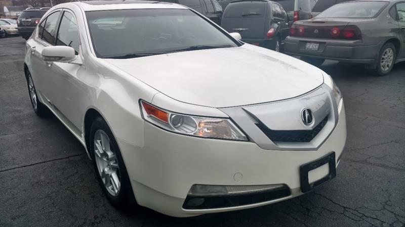 2010 Acura TL 4dr Sedan - Cleveland OH