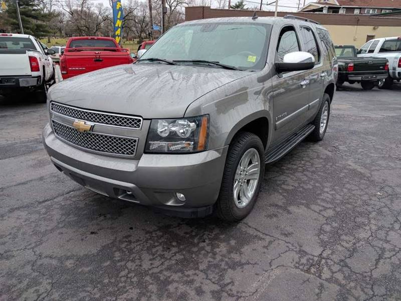 2008 Chevrolet Tahoe 4x4 LTZ 4dr SUV - Cleveland OH
