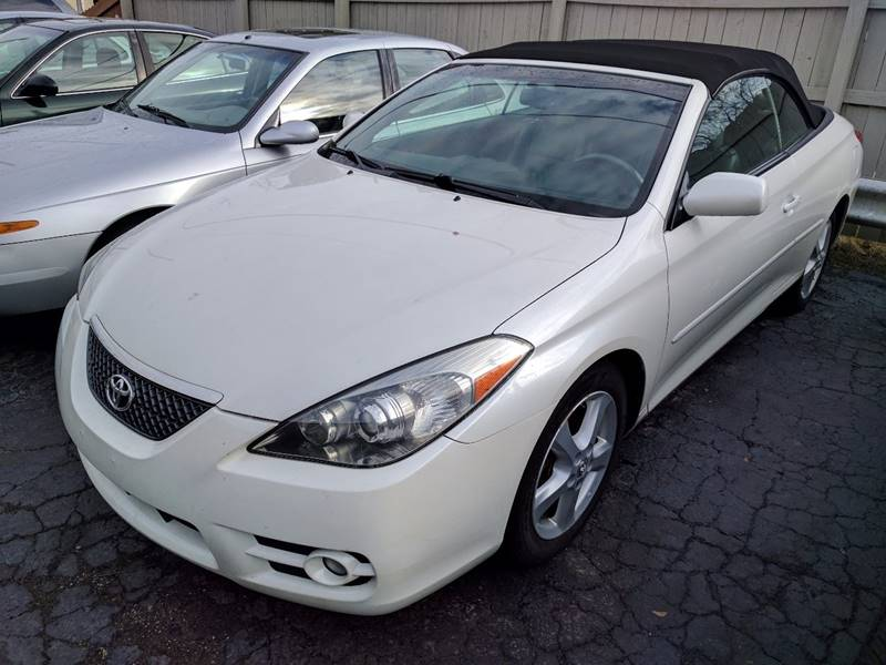 2008 Toyota Camry Solara SLE V6 2dr Convertible 5A - Cleveland OH