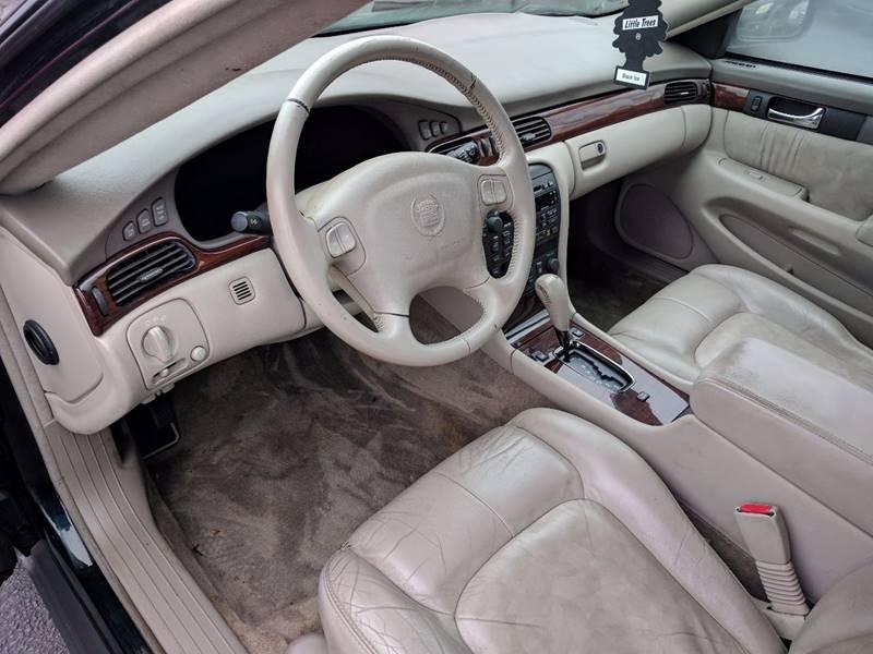 1999 Cadillac Seville SLS 4dr Sedan - Cleveland OH