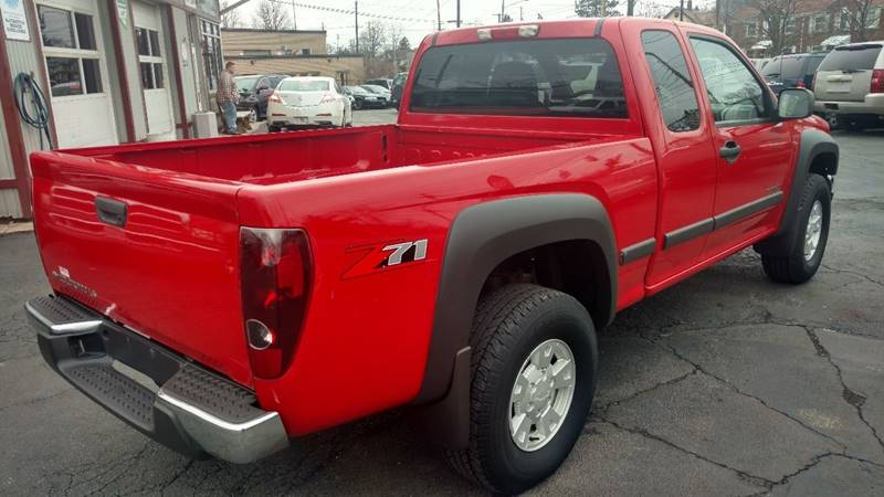2004 Chevrolet Colorado 4dr Extended Cab Z71 Rwd SB - Cleveland OH