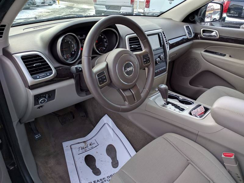 2013 Jeep Grand Cherokee 4x2 Laredo 4dr SUV - Cleveland OH