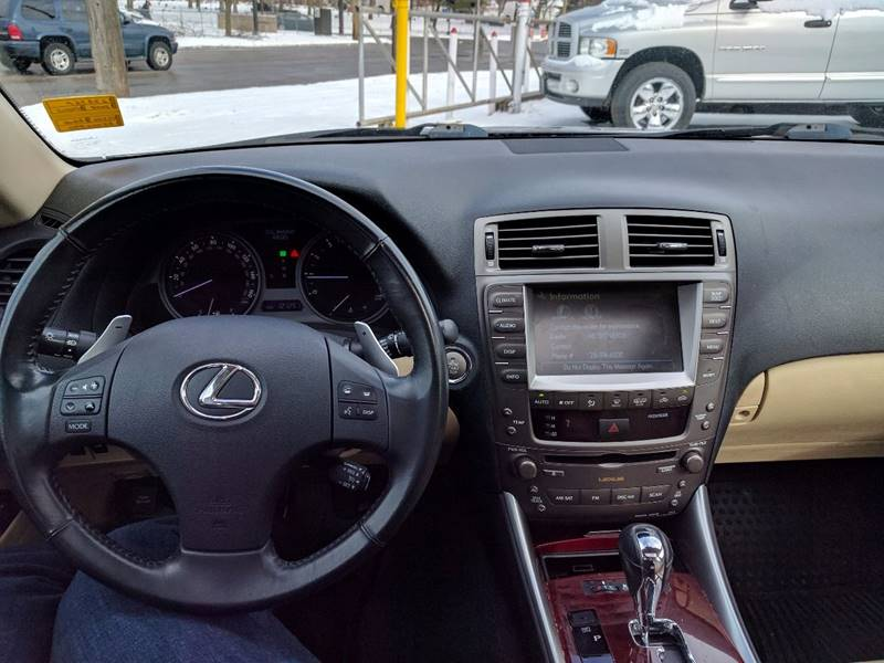 2008 Lexus IS 250 AWD 4dr Sedan - Cleveland OH