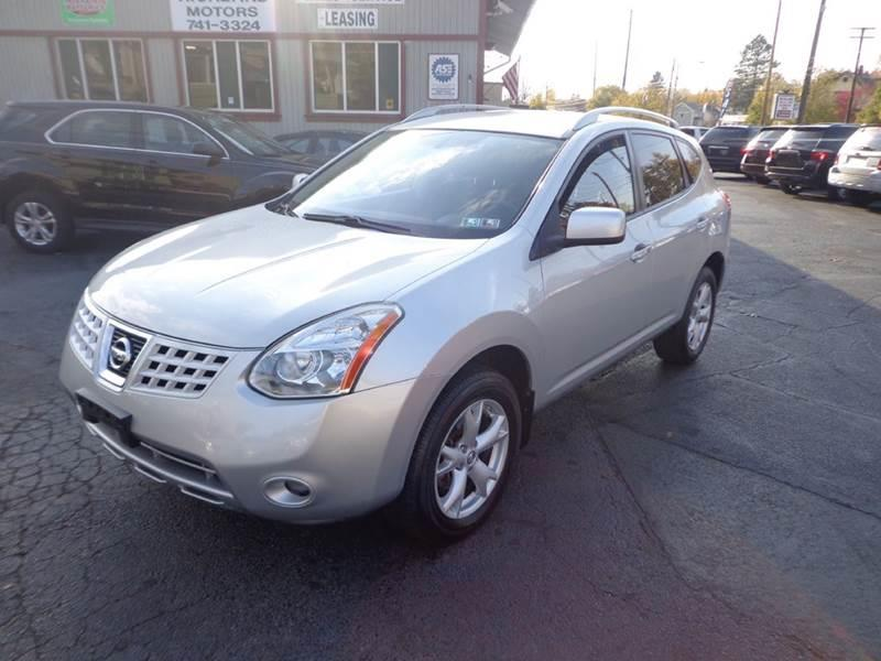 2009 Nissan Rogue SL AWD Crossover 4dr - Cleveland OH