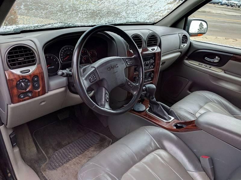 2003 GMC Envoy SLT 4WD 4dr SUV - Cleveland OH