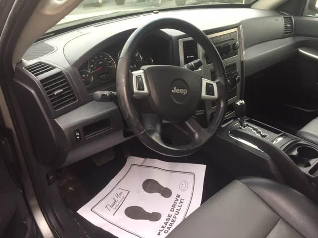 2008 Jeep Grand Cherokee 4x4 Laredo 4dr SUV - Cleveland OH