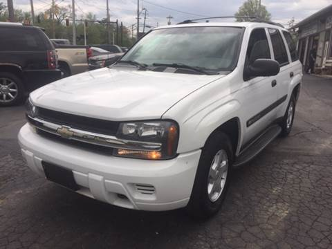 2003 Chevrolet TrailBlazer for sale in Cleveland, OH