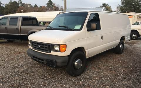 73fdad869b 2004 Ford E-Series Cargo for sale in Florence