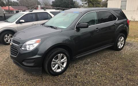 2017 Chevrolet Equinox for sale in Florence, SC