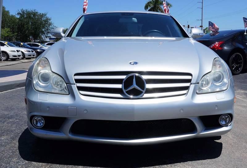 2007 Mercedes-Benz CLS CLS 63 AMG 4dr Sedan - Miramar FL