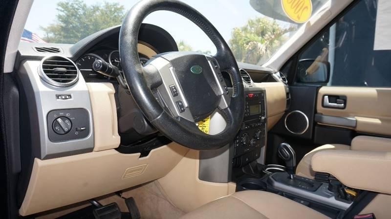 2008 Land Rover LR3 4x4 SE 4dr SUV - Miramar FL