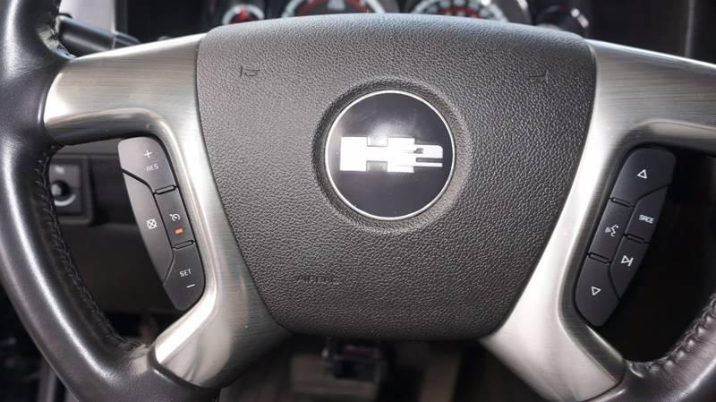 2008 HUMMER H2 4x4 4dr SUV - Miramar FL