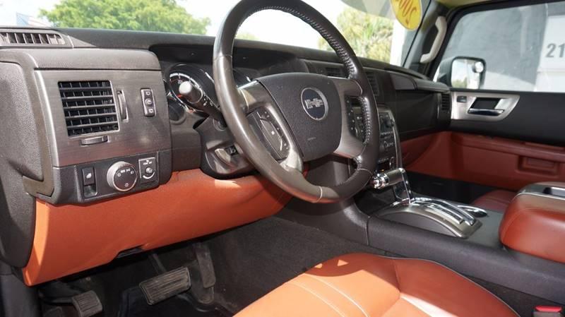 2008 HUMMER H2 4x4 Luxury 4dr SUV - Miramar FL