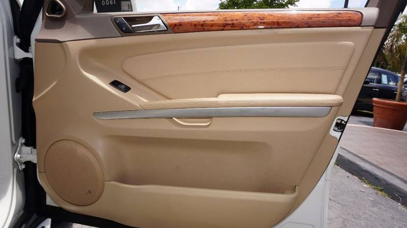 2009 Mercedes-Benz M-Class AWD ML 350 4MATIC 4dr SUV - Miramar FL