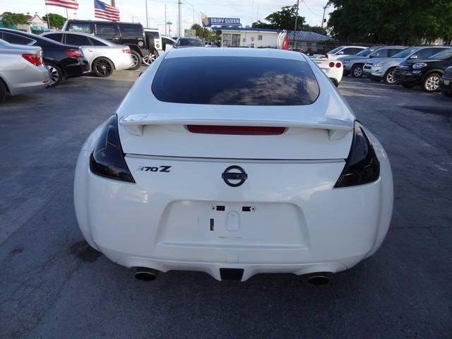 2009 Nissan 370Z 2dr Coupe 6M - Miramar FL