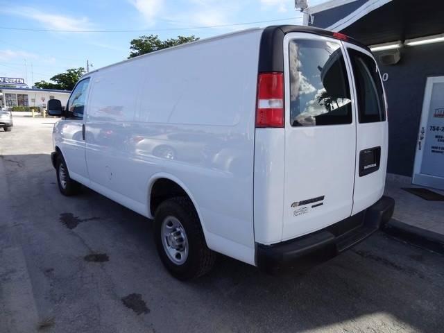 2016 Chevrolet Express Cargo 2500 3dr Cargo Van w/1WT - Miramar FL