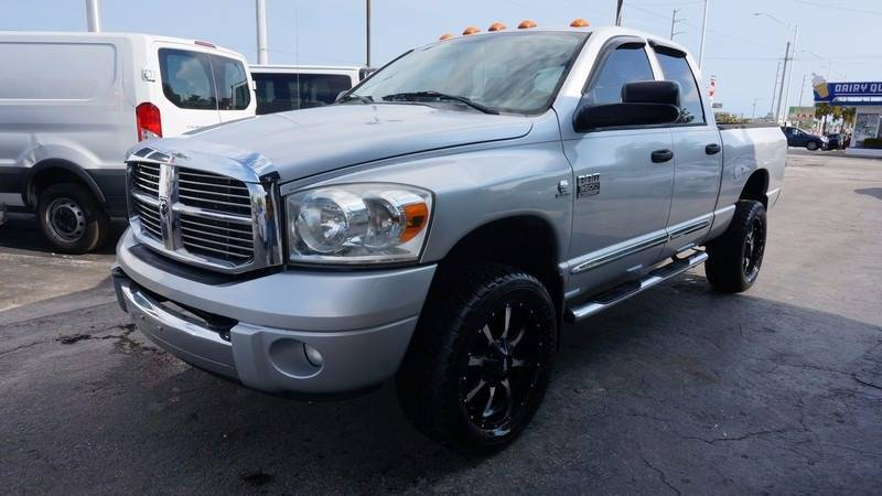 2007 Dodge Ram Pickup 3500 for sale at IMPERIAL CAPITAL CARS INC in Miramar FL