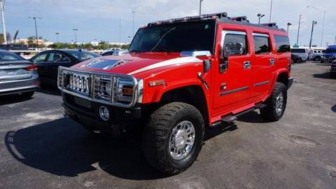 2007 HUMMER H2 for sale at IMPERIAL CAPITAL CARS INC in Miramar FL