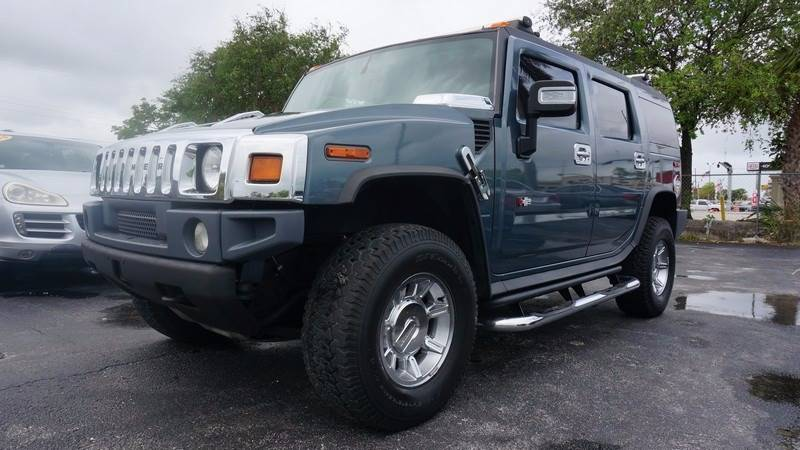 2006 HUMMER H2 for sale at IMPERIAL CAPITAL CARS INC in Miramar FL