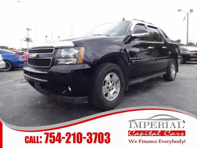 2008 Chevrolet Avalanche for sale at IMPERIAL CAPITAL CARS INC in Miramar FL