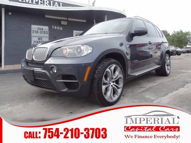 2011 BMW X5 for sale at IMPERIAL CAPITAL CARS INC in Miramar FL