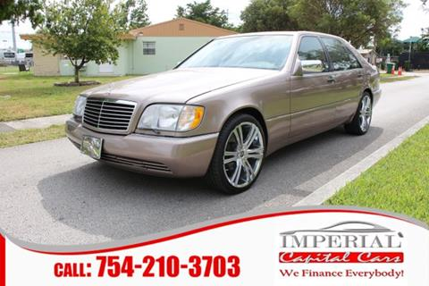 1993 Mercedes-Benz 400-Class for sale in Miramar, FL