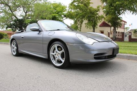 2003 Porsche 911 for sale in Miramar, FL