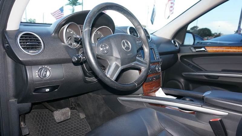 2009 Mercedes-Benz M-Class ML 350 4dr SUV - Miramar FL