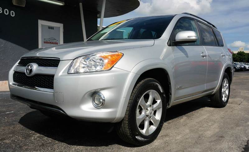 2009 TOYOTA RAV4 LIMITED 4X4 4DR SUV gray call 1-754-210-3703 for sales this vehicle fully
