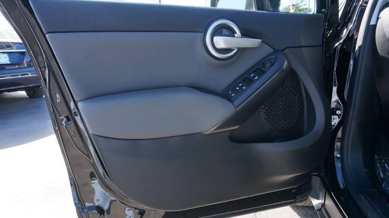 2016 FIAT 500X AWD Easy 4dr Crossover - Miramar FL