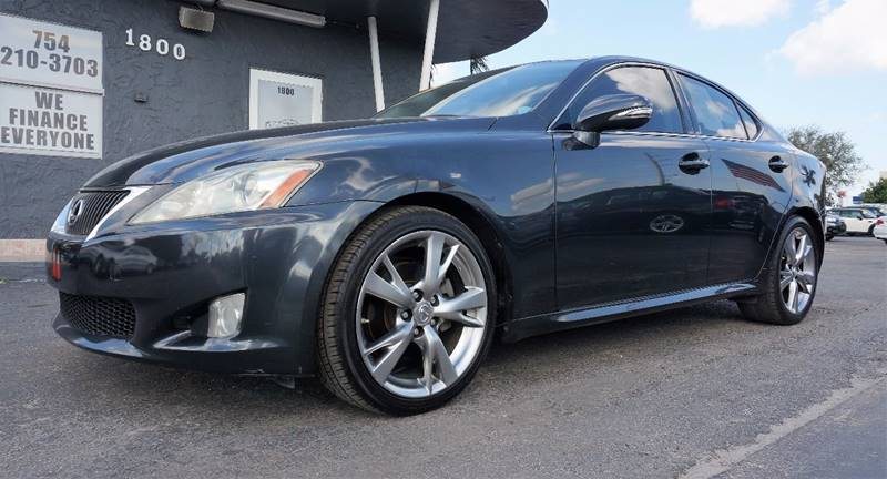 2009 LEXUS IS 250 BASE 4DR SEDAN 6A gray 17 x 8 10-spoke aluminum alloy wheelsfront bucket s
