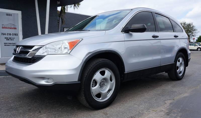 2011 HONDA CR-V LX 4DR SUV silver 450 axle ratio17 styled steel wheelsreclining front bucket