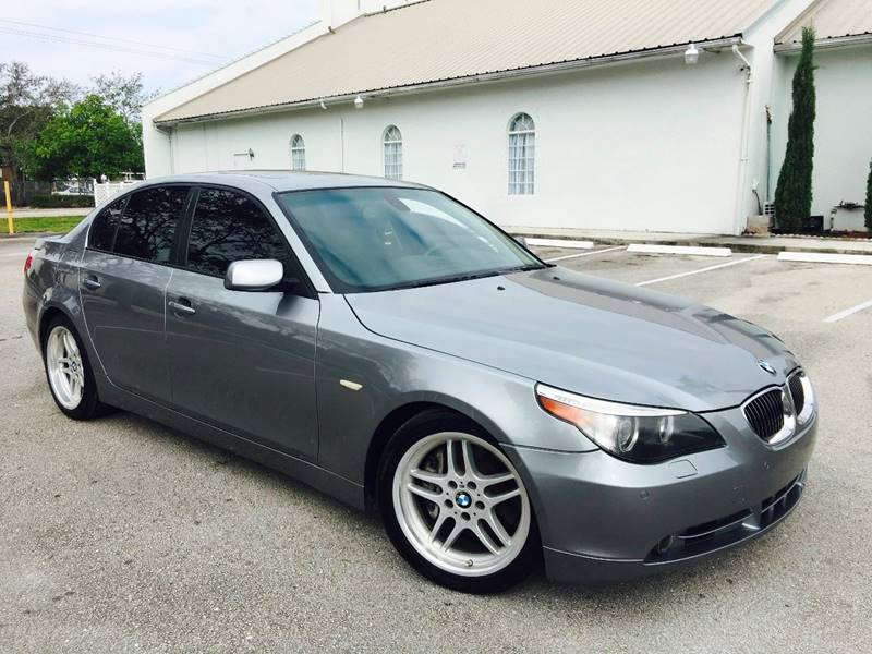2007 BMW 5 SERIES 550I 4DR SEDAN gray 17 x 75 double spoke alloy style 116 wheels10-way p