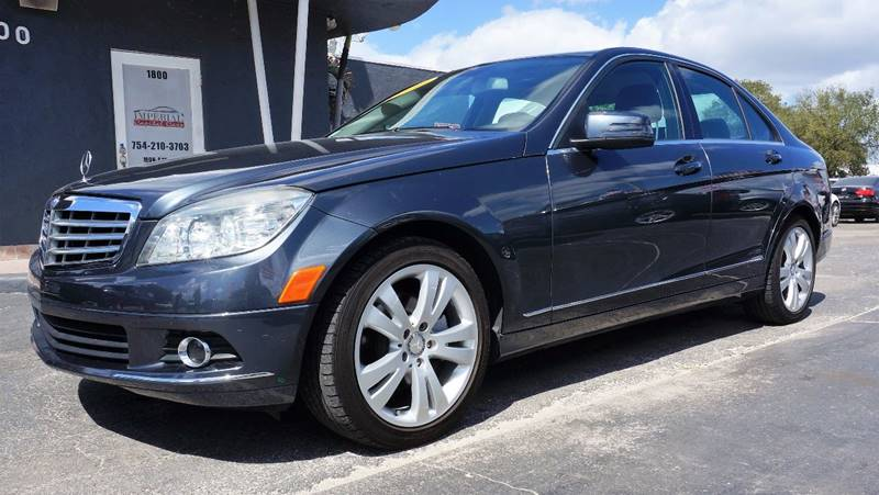 2010 MERCEDES-BENZ C-CLASS C 300 LUXURY 4MATIC 4MATIAWD 4MA gray 17 split 5-spoke alloy wheels