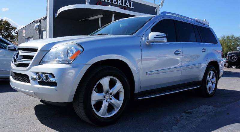 2011 MERCEDES-BENZ GL-CLASS GL 450 4MATIC AWD 4DR SUV silver 370 axle ratioheated front bucket